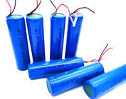 Rechargeable Li Ion Battery Pack INR18650 3.7V 3000mAh With UL KC CB PSE