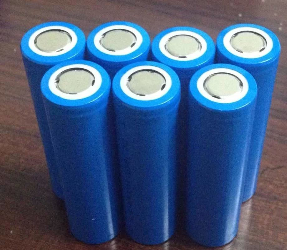 2400mAh Li-ion Rechargeable Batteries 3.7VOLT CE High Temperature