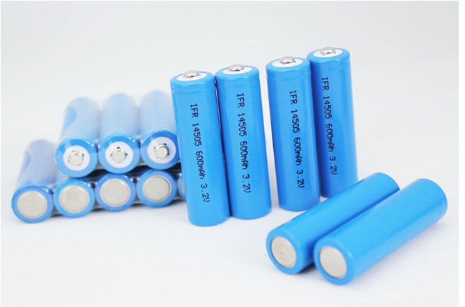 Non-toxic 3.0V CR123A 1300mAh Flash Light Li-Mno2 Battery UL For Camera