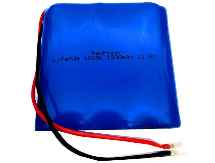 18650 1500mAh 12.8V Li - Ion Rechargeable Battery Pack For Indoor Office Equipment